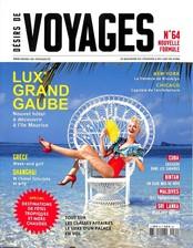 Désirs de Voyages N° 60 Avril 2017