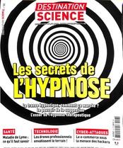 Destination science N° 23 Septembre 2017