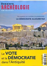 Dossiers d'Archéologie N° 380 Mars 2017