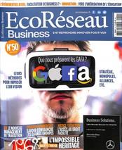 EcoRéseau Business N° 49 April 2018
