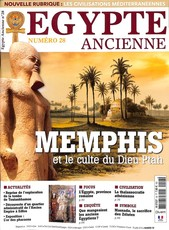 Egypte ancienne N° 28 April 2018