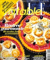 Elle à table N° 114 Septembre 2017