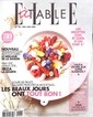 Elle à table N° 118 April 2018