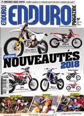 Enduro magazine N° 92 Août 2017