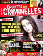 Enquêtes criminelles N° 25 May 2018
