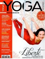 Esprit yoga N° 37 Avril 2017