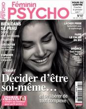 Féminin Psycho N° 87 Janvier 2017
