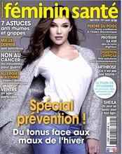 Féminin Santé N° 59 Octobre 2016