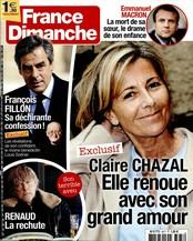 France dimanche N° 3677 Février 2017