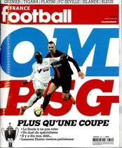 France Football N° 3655 Mai 2016