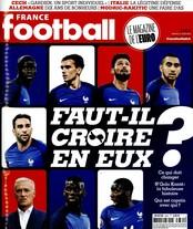 France Football N° 3660 Juin 2016