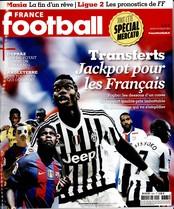 France Football N° 3665 Juillet 2016