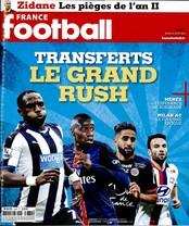 France Football N° 3669 Août 2016
