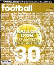 France Football N° 3678 Octobre 2016