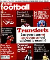 France Football N° 3689 Janvier 2017