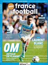 France Football N° 3702 Avril 2017