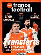 France Football N° 3703 Avril 2017