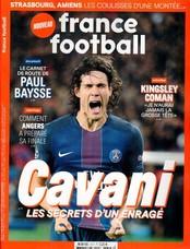 France Football N° 3707 Mai 2017