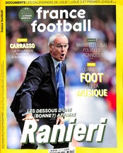 France Football N° 3711 Juin 2017