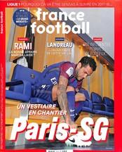France Football N° 3715 Juillet 2017