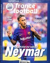 France Football N° 3716 Juillet 2017