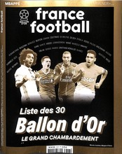 France Football N° 3727 Octobre 2017