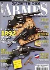 Gazette des Armes N° 499 Juillet 2017