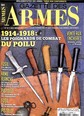 Gazette des Armes N° 501 Octobre 2017