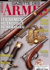 Gazette des Armes N° 507 April 2018