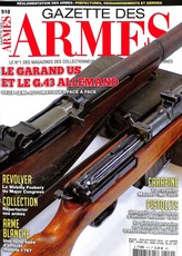 Gazette des Armes N° 510 July 2018