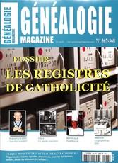 Généalogie magazine N° 367 May 2018