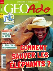 Géo Ado N° 183 April 2018