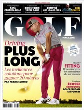Golf Magazine N° 325 Avril 2017