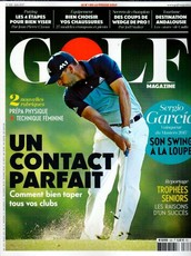 Golf Magazine N° 329 Août 2017