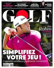 Golf Magazine N° 331 Octobre 2017