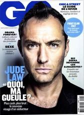 GQ Gentlemen's quarterly N° 104 Octobre 2016