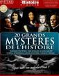 Grands Mystères de l'Histoire N° 16 Décembre 2016