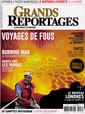 Grands Reportages N° 417 Avril 2016