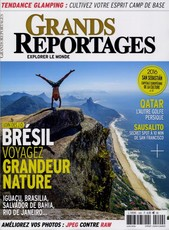 Grands Reportages N° 420 Mai 2016