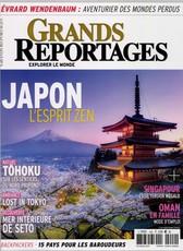 Grands Reportages N° 429 Janvier 2017