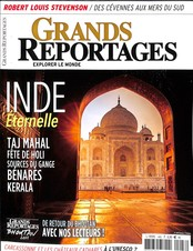 Grands Reportages N° 443 January 2018