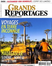 Grands Reportages N° 445 April 2018