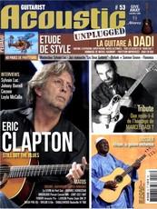 Guitarist Acoustic N° 53 Juillet 2016
