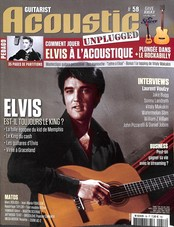 Guitarist Acoustic N° 58 Octobre 2017
