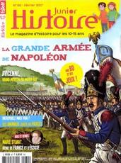 Histoire Junior N° 60 Février 2017