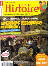 Histoire Junior N° 61 Mars 2017