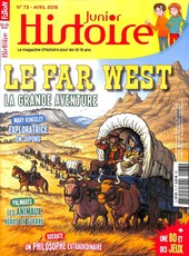 Histoire Junior N° 73 April 2018