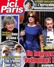Ici Paris N° 3755 Juin 2017