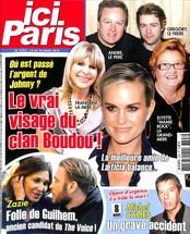 Ici Paris N° 3793 March 2018