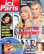 Ici Paris N° 3815 August 2018